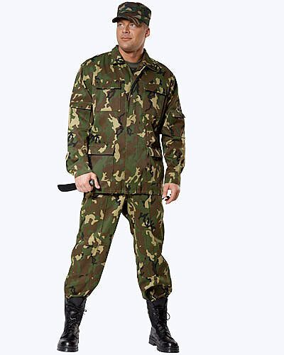 Летние костюмы спецназ